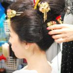 日本髪花嫁ヘア写真