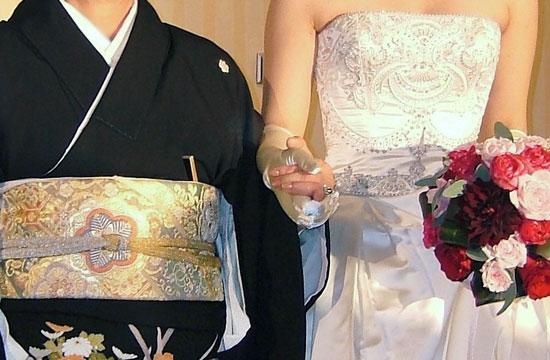 結婚式親族着物は留袖