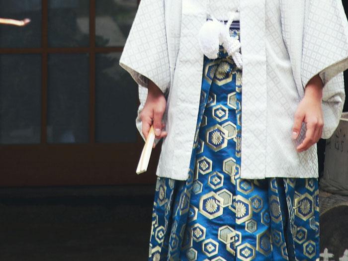 男袴レンタル成人式写真