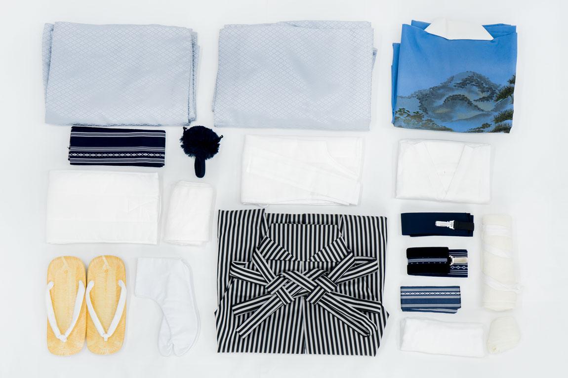 小学生男の子羽織袴レンタルセット写真