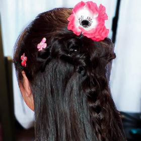 袴卒業髪型女の子
