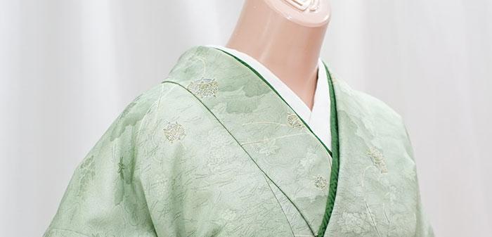 教員袴に似合う着物